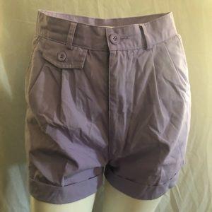 Vintage Grapevine Shorts